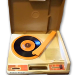 MarksLittleOrangeRecordPlayer small 150x150 - About Stellar Sound Labs Professional Mastering